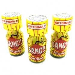 Bang 10ml Poppers x 3