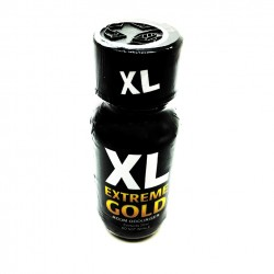 XL Extreme Gold 25ml Poppers x 1