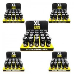 100 x 25ml XL EXTREME GOLD