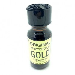 Amsterdam Gold 25ml Poppers x 1