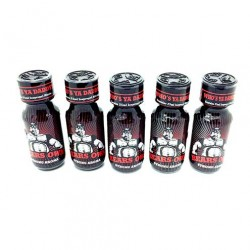 Bears Own 25ml Poppers x 5
