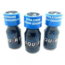 Squirt 10ml Poppers x 3
