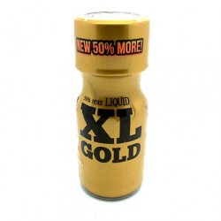 XL Gold 15ml Poppers x 1
