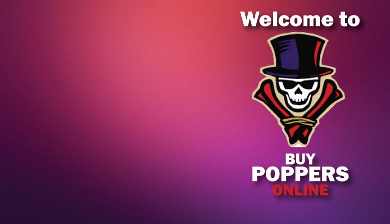 Buy poppers online now!